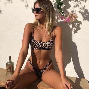 ✨JUST ARRIVED!! Sexy Leopard Print Bikini Set✨